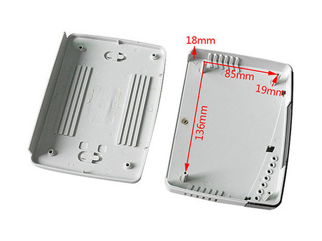 China Plastic Enclosures for Electronic Device