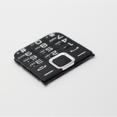 Professional customization of mobile phone button plastic products