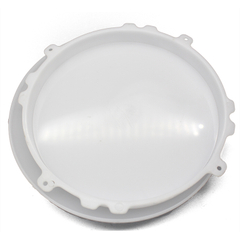 Transparent plastic products
