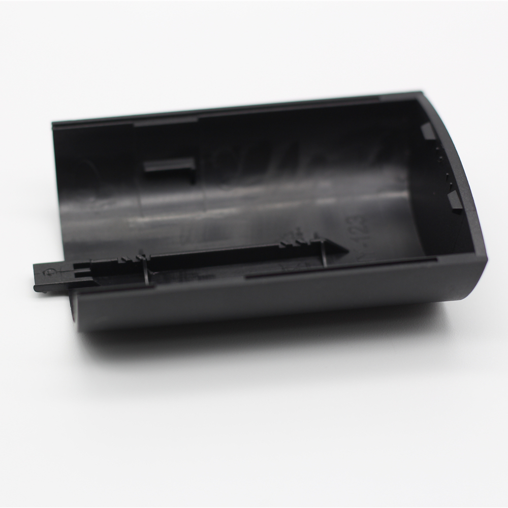 Customized PC + ABS Molded Battery Cover Plastic Parts
