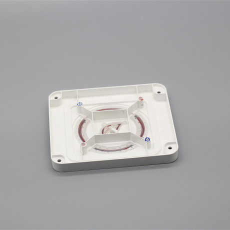 Dongguan Injection Molding Parts NMT Process Plastic Shell Power Supply Decoration Box
