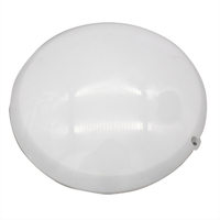 White Transparent Lampshade Plastic Parts